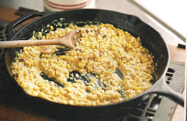 Grandma Moore's Creamed Corn Recipe