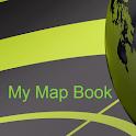 MyMapBook - Address & Map Book icon