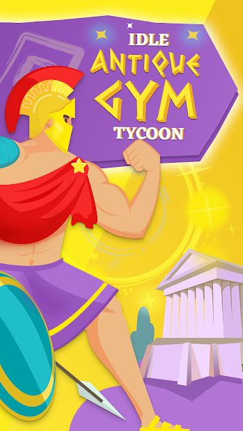 Idle Antique Gym Tycoon