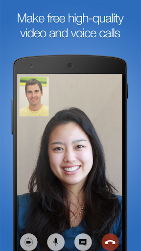 imo free HD video calls and chat 9.8.000000010765 screenshots 1
