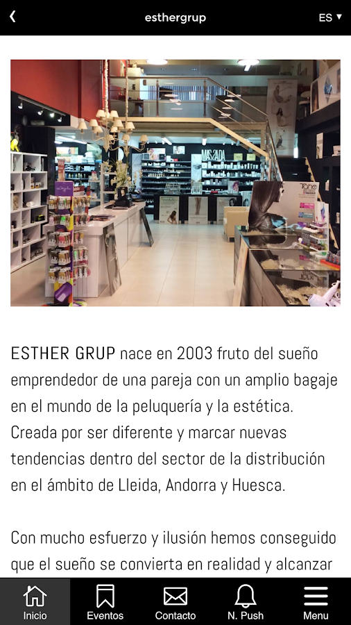 ESTHER GRUP- screenshot
