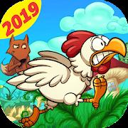 Chicken Jungle Run