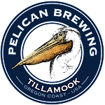 Logo for Pelican Brewing Company - Tillamook