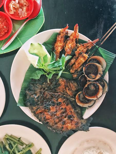 seafood murah di bali