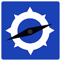 Hike Compass Professional icon