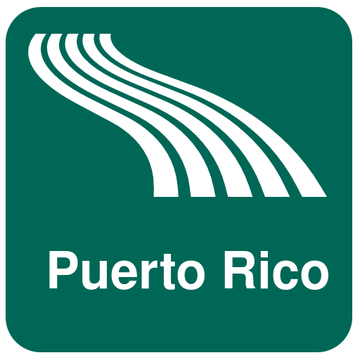 Puerto Rico Map offline file APK for Gaming PC/PS3/PS4 Smart TV