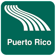 Puerto Rico Map offline