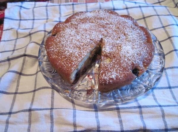 Torta De Ciliege (fresh Cherry Cake) Recipe