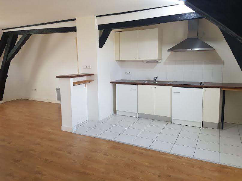 Vente appartement 3 pièces 74 m² à Laon (02000), 90 500 €