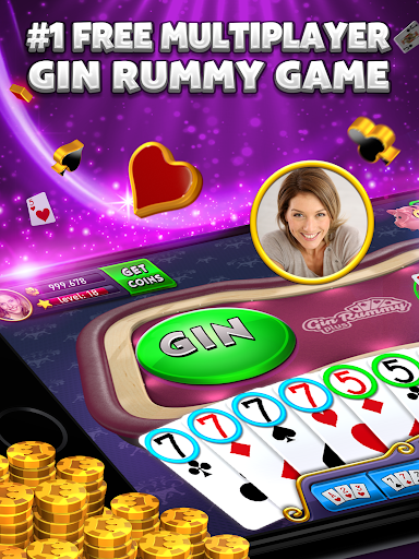 Gin Rummy Plus screenshot 2