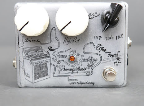 Quarantine Effects The Four Time Machine Preamplifier