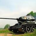 Tanks. World War II tank encyclopedia. icon