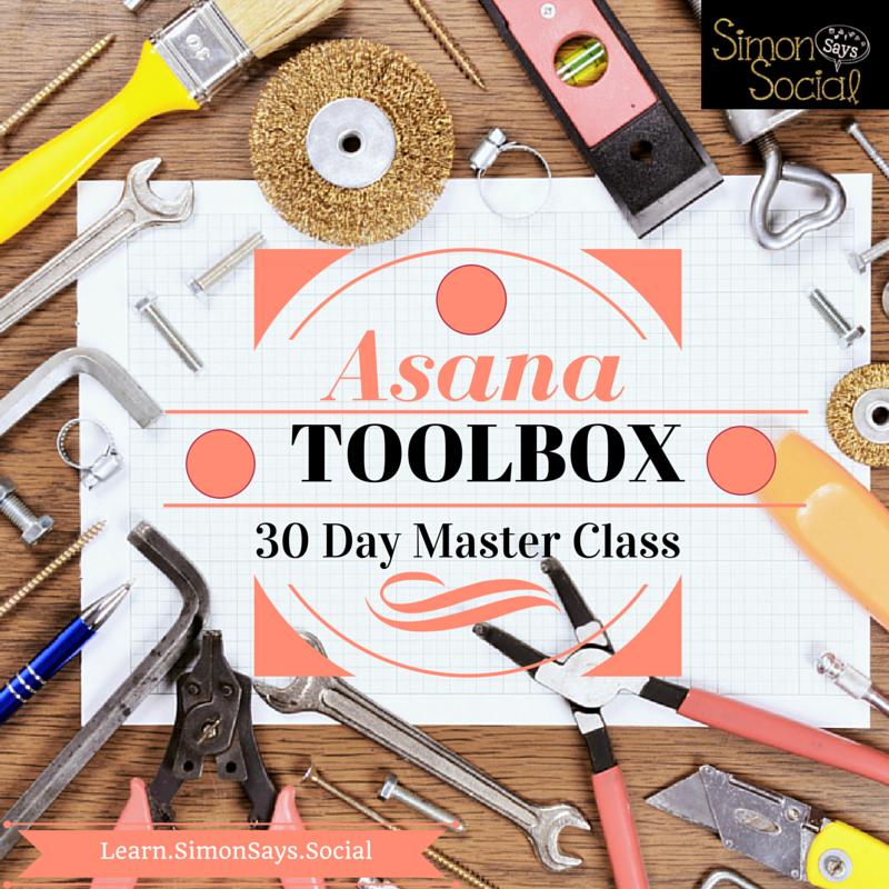 Asana 30 Day Master Class