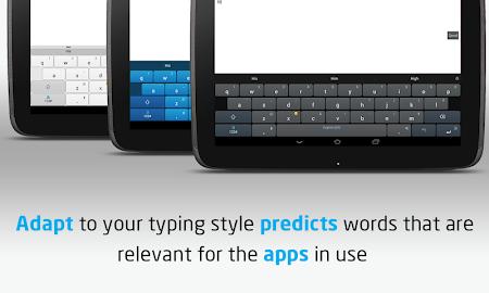 Adaptxt Free Keyboard Screenshot 8