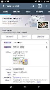 Fargo Baptist Church - náhled