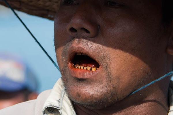 Myanmar, 2014. di Cristhian Raimondi