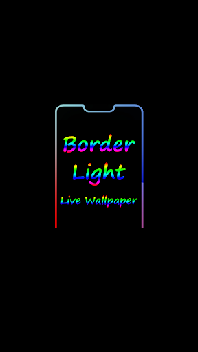 Border Light Live wallpaper  screenshots 1