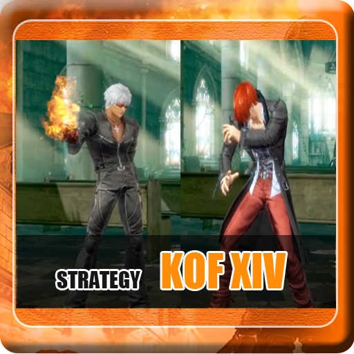 Strategy King Of Fighter XIV