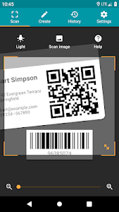 QR & Barcode Reader (Pro) 2.1.0-P (Paid)