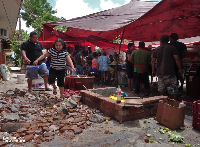mercado de Ixtepec