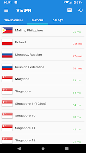 Free VPN - No Ads & Unlimited VPN VietPN Screenshot