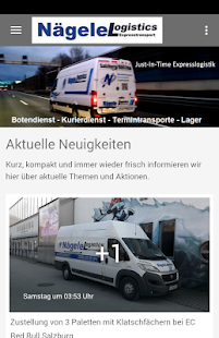 NägeleLogistics Express – Miniaturansicht des Screenshots