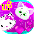 Kitty Cats Puzzle Pictures