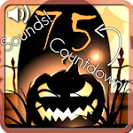 Halloween countdown Icon