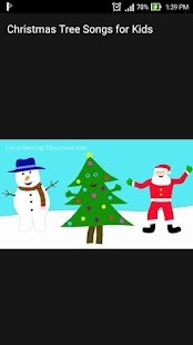 Christmas Tree Songs for Kids w/ Lyrics Offline - náhled
