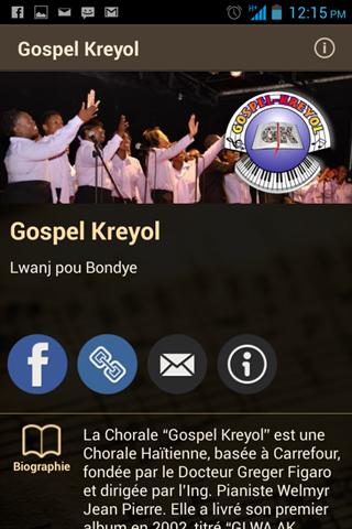 Gospel Kreyol