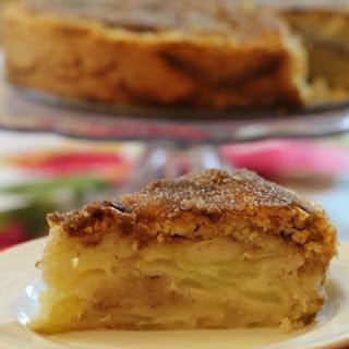 Cinnamon Apple Pie Cake Recipe
