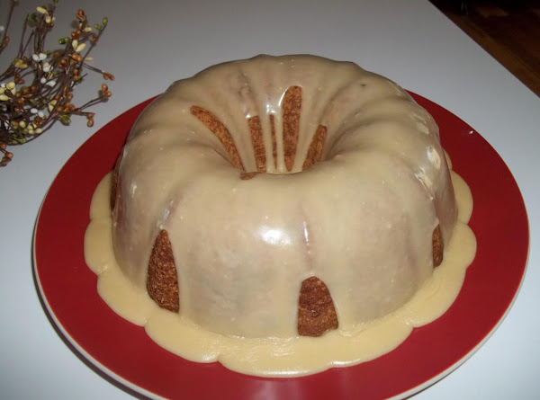 Buttermilk Cake With Caramel Frosting Recipe
