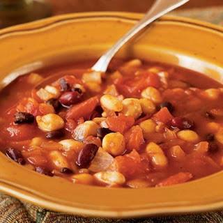 Jane's Vegetarian Chili