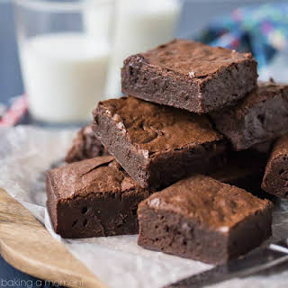 Simply Perfect Brownies from Scratch.