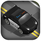 Mad Police Racing Zigzag 3D icon