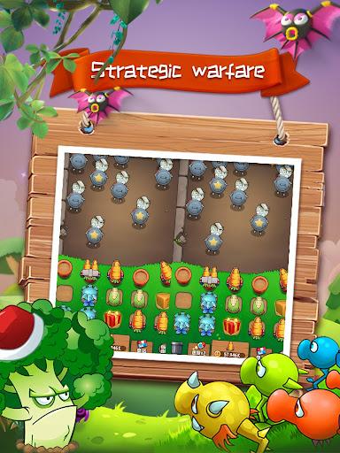 Zombie War - Plant Summoner android2mod screenshots 8