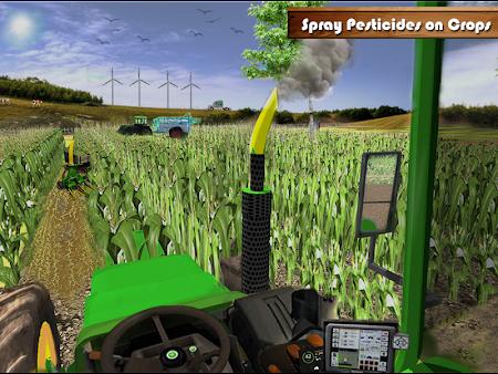 Farming Tractor Simulator 2016 1.1.2 screenshot 721818
