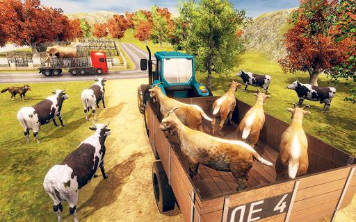 Wild Animal Transporter Truck Simulator Games 2018 screenshots 5