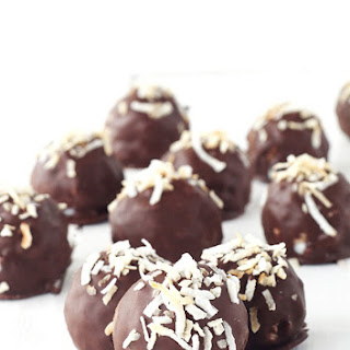 Chocolate Coconut Truffles Recipe
