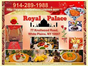 Photo: http://www.royalpalacecuisines.com 77 Knollwood Road, White Plains, NY 10607 914-289-1988 https://www.facebook.com/royalpalacecuisine