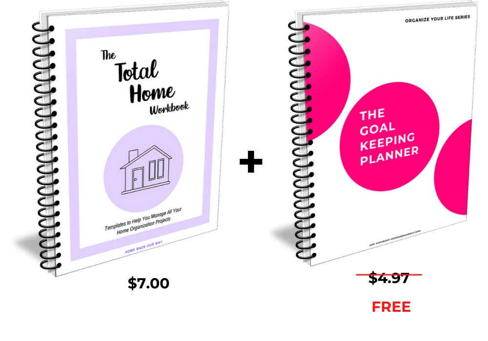 Total Home and Goal Keeping Planner