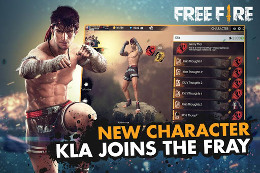 Garena Free Fire 1.19.0 screenshots 2
