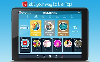 Screenshot of SKIT! Kids - Video Maker