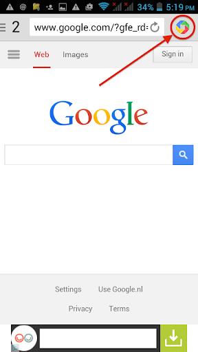 极大数的互联网浏览器