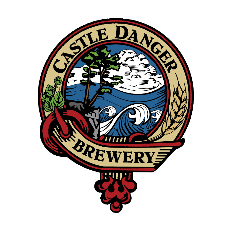 Logo for Castle Danger Beer School 101