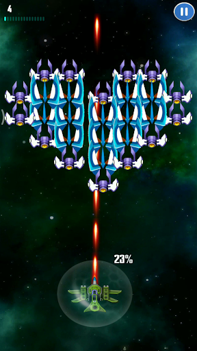 Galaxy Invader: Space Shooting filehippodl screenshot 5