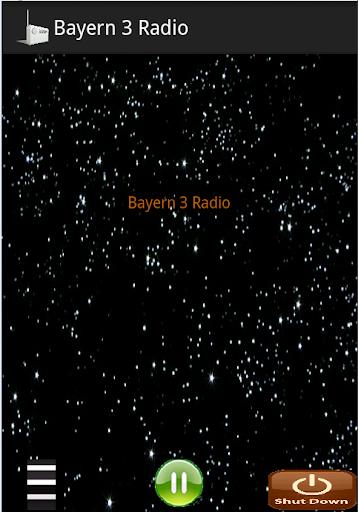 Player for Bayern 3 Radio