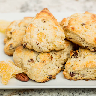 Candied Ginger Scones Recipes