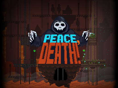 Peace, Death! Screenshot