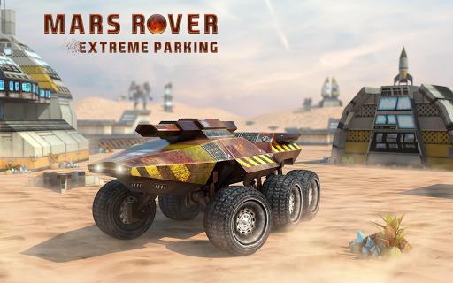 火星车停车场极限 - 太空模拟器